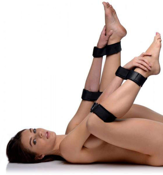Two Timer Double Leg And Arm Restraints