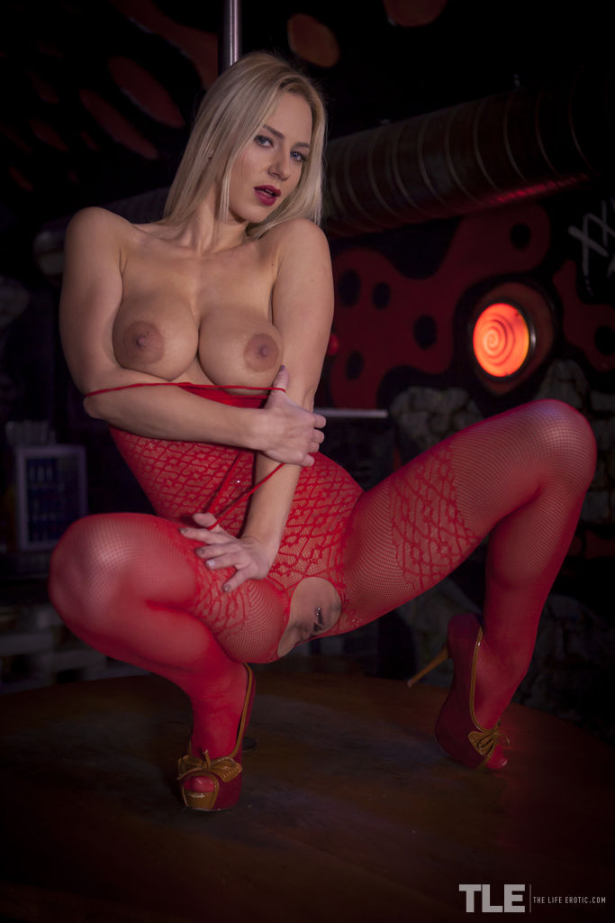 Nathaly Cherie APPLY WITHIN 1 by John Chalk