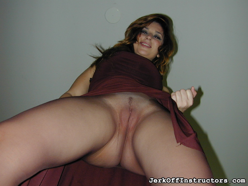 Your Horny Pantyhose Girlfriend Shay Laren with Your Hot Cock